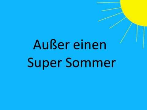 Super Sommer - Luttenberger Klug