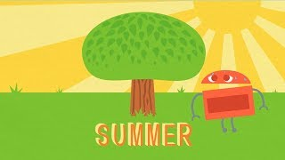 StoryBots | Summer Is Here | Learning Songs For Kids | Netflix Jr