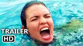 "THE MEG ""Pleased to Eat You"" Trailer (NEW 2018) Jason Statham, Shark Movie HD"