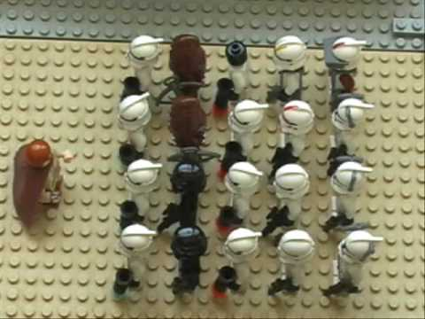 Lego Clone Wars: The 41st Elite Legion, II