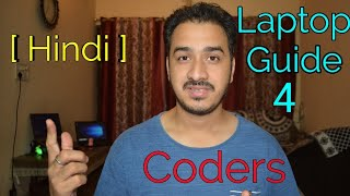 [Hindi] Best laptop for coding and programming | Laptop for software development | Code With Nick