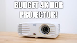Best Budget 4K HDR Projector? (4K Gaming Demo)