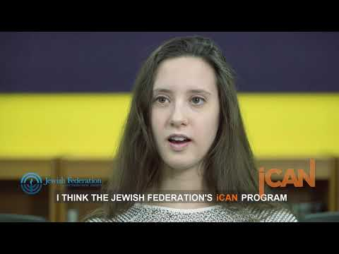 Jewish Federation's iCAN TEEN CONFERENCE March 18, 2018