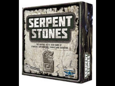 Serpent Stones | Board Game | BoardGameGeek