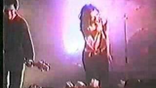 Curve - Ten Little Girls live San Diego 1992