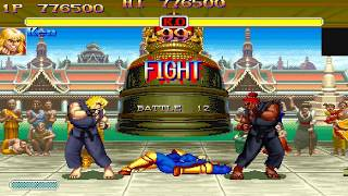【TAS】Hyper Street Fighter II ~ Ken
