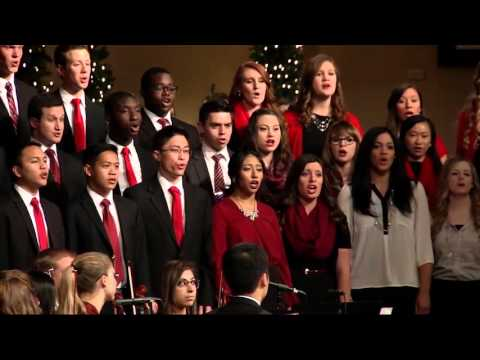 West Coast Baptist College Christmas Presentation 2015