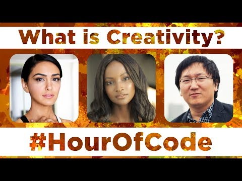 What is Creativity? (with Lyndsey Scott, Masi Oka, Charles Best and Nazanin Boniadi)