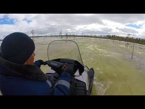 На зимнюю рыбалку