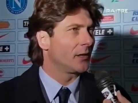 Walter Mazzarri non cerca scuse (forse): video storico! (Napoli-Ravenna 2-4, 13.12.1998)