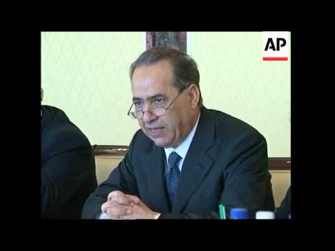Igor Ivanov meets Italian interior minister