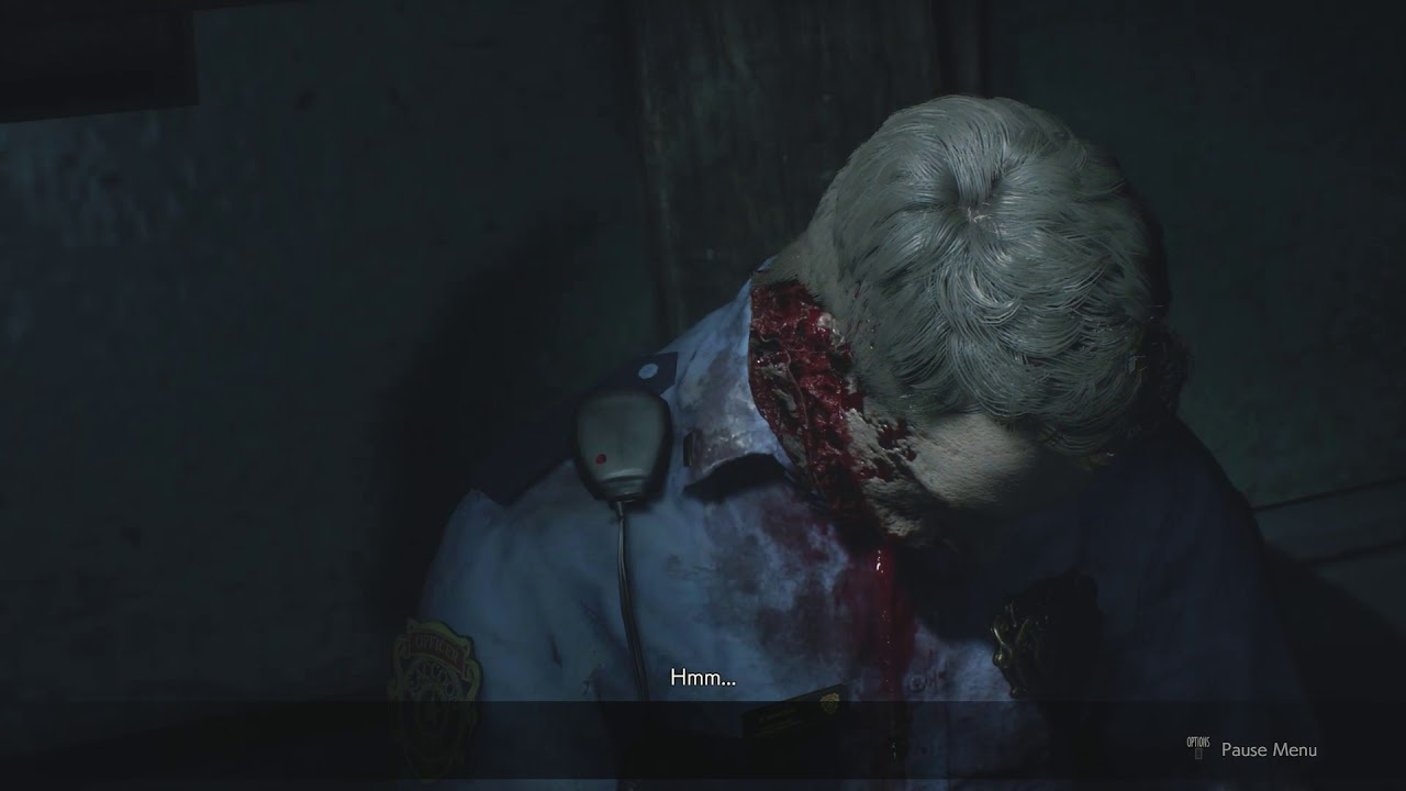 Resident Evil 2 Remake Walkthrough - S Rank Leon A Part 1: RPD - VG247