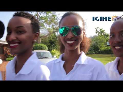 Ngiyi imodoka nziza izahabwa umukobwa uzaba Miss Rwanda 2018