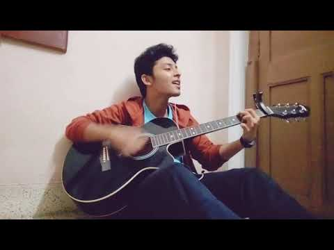 O Saathi-Arijit Singh Movie Shab....guitar Cover By Supratim Dey