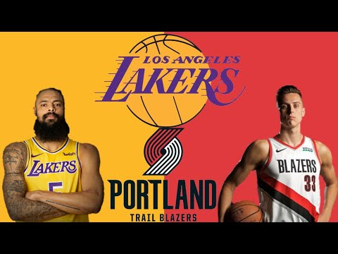 11/3/18: Lakers vs. Blazers Highlights (First W In 4 Years!)