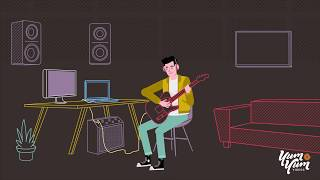 Freshtunes - Animated Explainer Video