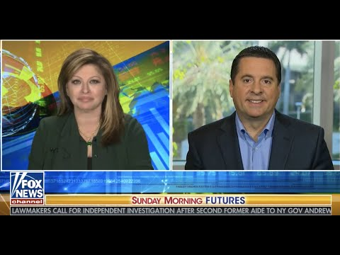 Ranking Member Nunes discusses Capitol riot and Special Counsel John Durham resigning as US Attorney