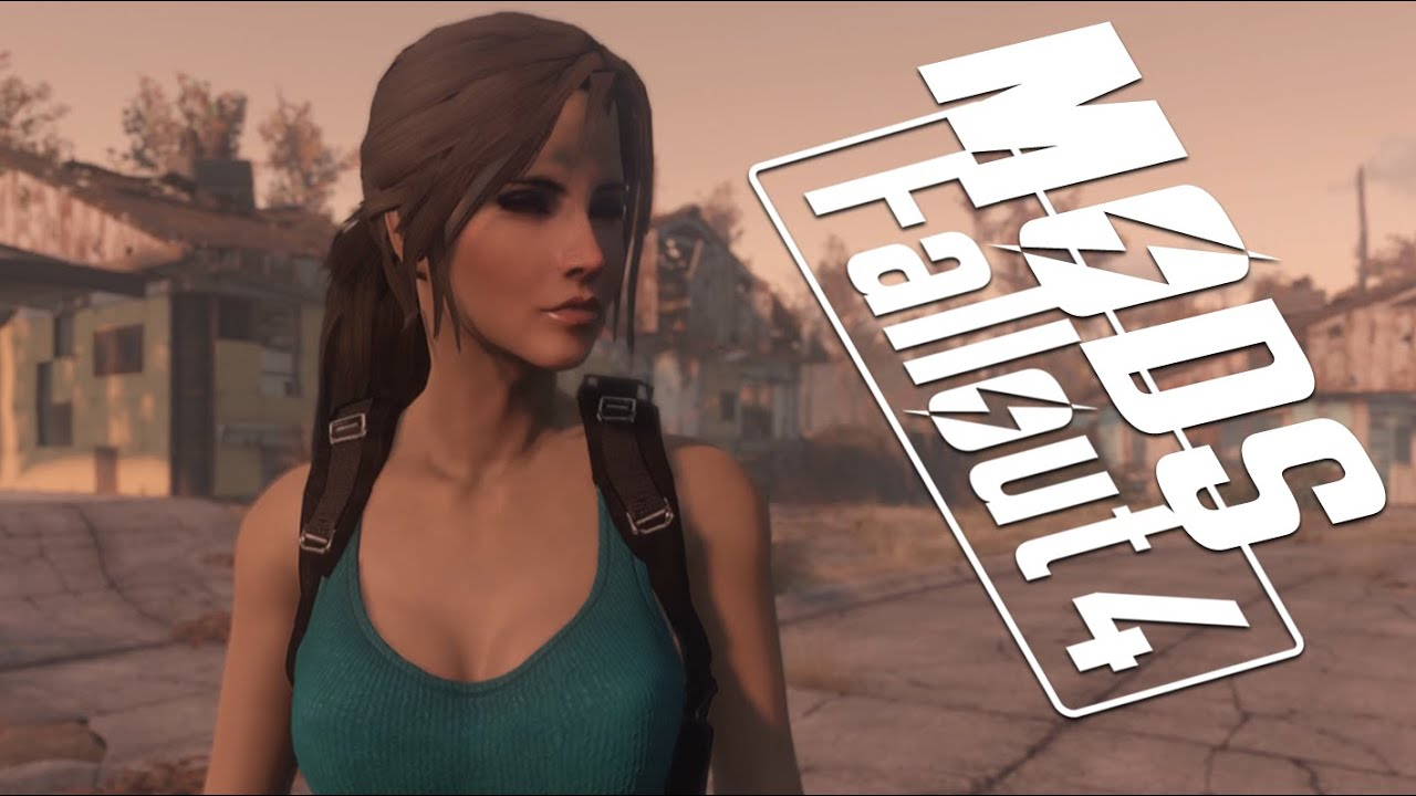 `BEST FOLLOWER EVER!` | Week 8 | Fallout 4 Weekly Mods by DanLi