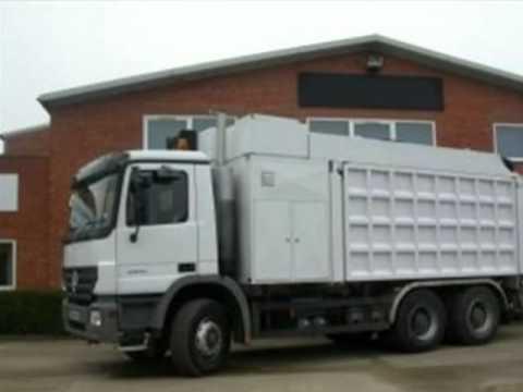 camion aspiranti usati youtube