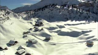 San Vigilio di Marebbe and Dolomites