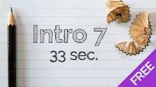 Intro Music Free MP3 Download: Theme 7 (30 seconds)