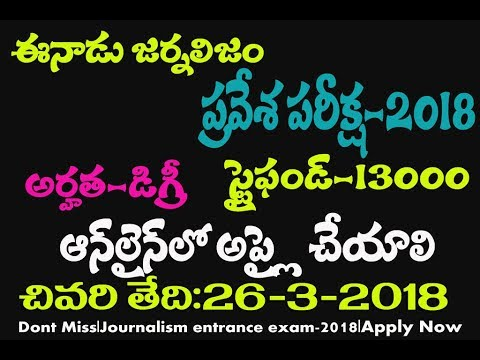 journalism degree jobs