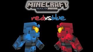 Minecraft (Xbox) - Red vs Blue Ep. 3: The Rookies