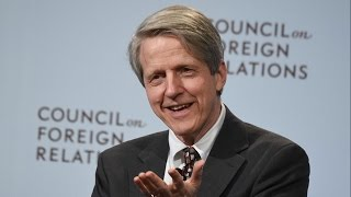 Robert J. Shiller discusses the importance of economic irrationalit...