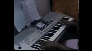 atho andha paravai pola in keyboard