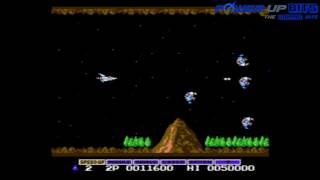NES mini - Gradius - 8 bits
