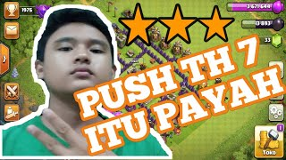 PUSH TROPY YH 7 ||| KE LIGA MASTER - CLASH OF CLANS INDONESIA