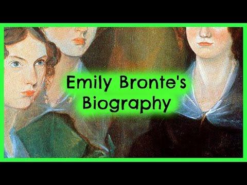 Emily Bronte Biography