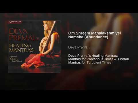 Om Shreem Mahalakshmiyei Namaha (Abundance)