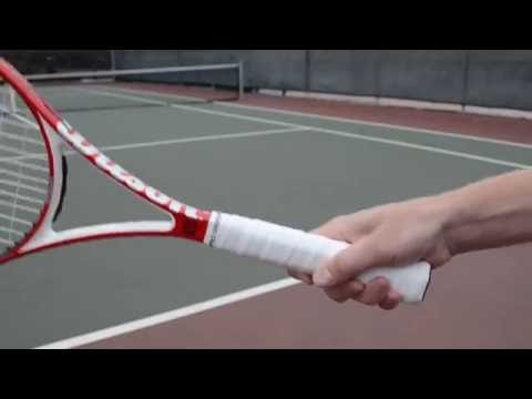 Tennis Serve Grip: The Racquet Hand Shake Technique