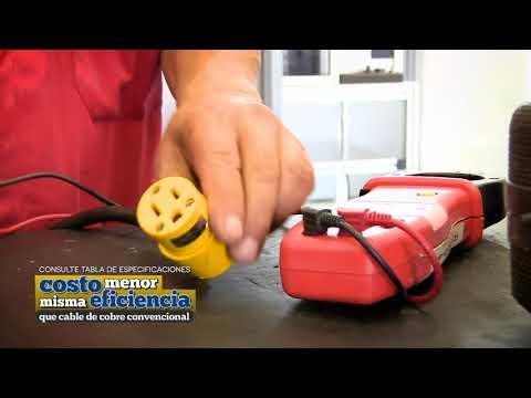 Cable eléctrico de uso rudo de Cobre y Aluminio Surtek thumbnail