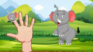 FAMILY FINGER SONG | THE MAiN ZONE FOR KiDS LEARNING VIDEOS + More Fun For Kids!