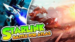 ¡Escuadrón DSimshys! - Starlink Battle For Atlas (Switch) con Naishys