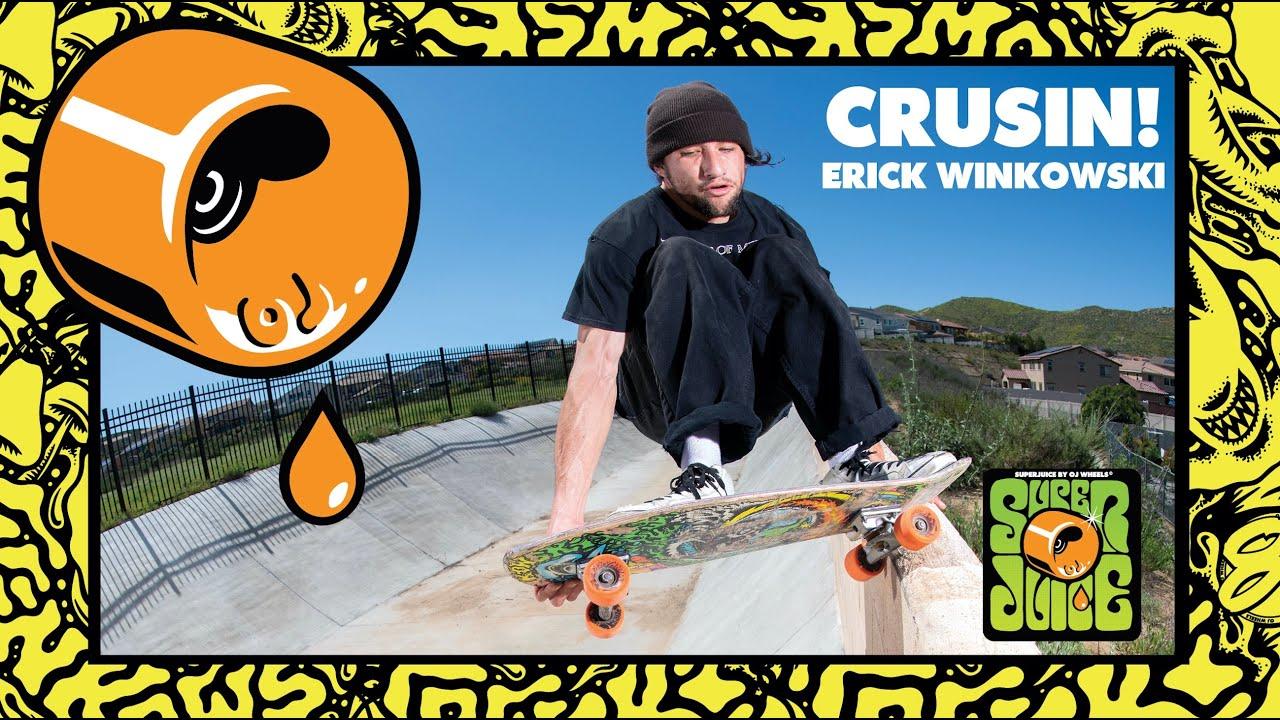 Heaviest Cruisin' Yet? Winkowski BLAZES All Terrains on Super Juice