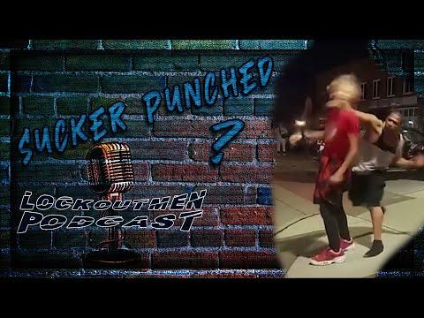 MAN SUCKER-PUNCHES 12-Y-O