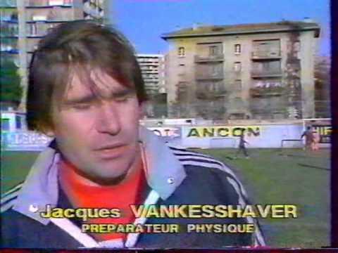 Téléfoot 1985 Reportage Sporting Club Toulon