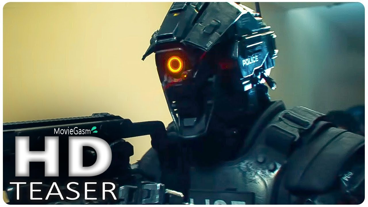 CODE 8 Official First Look (2019) New Sci Fi Movie ...