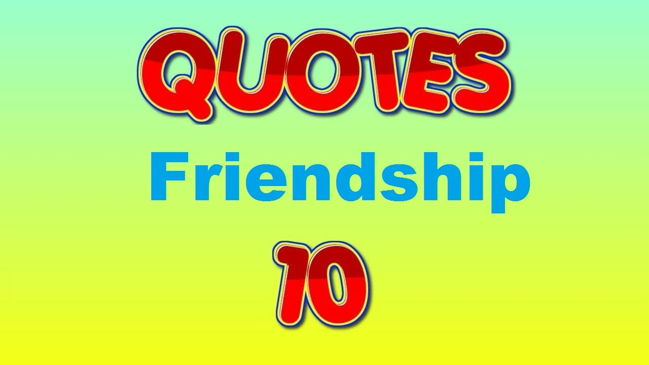 Top Quotes Friendship Is A Single Soul Dwelling In Two Bodies