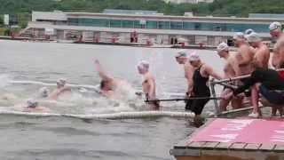 Кубок чемпионов по плаванию на открытой воде - 2015. Москва, 31 мая