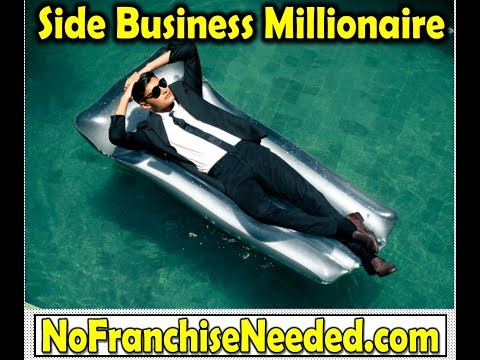 Swim in The Big Pond! $200k+ From Home Business!