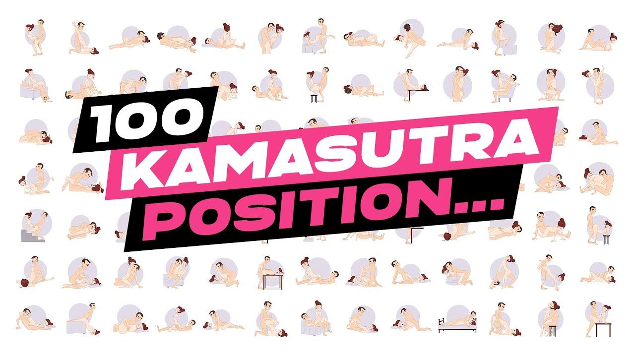Download 100 KAMASUTRA POSITION ♀️♂️