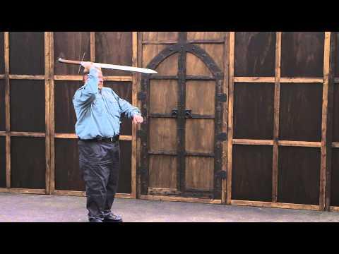 Cold Steel 88GMSM Grosse Messer video_1