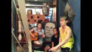 [Live Cover] Như Hoa Mùa Xuân (Acoustic) - Ri feat Jolie