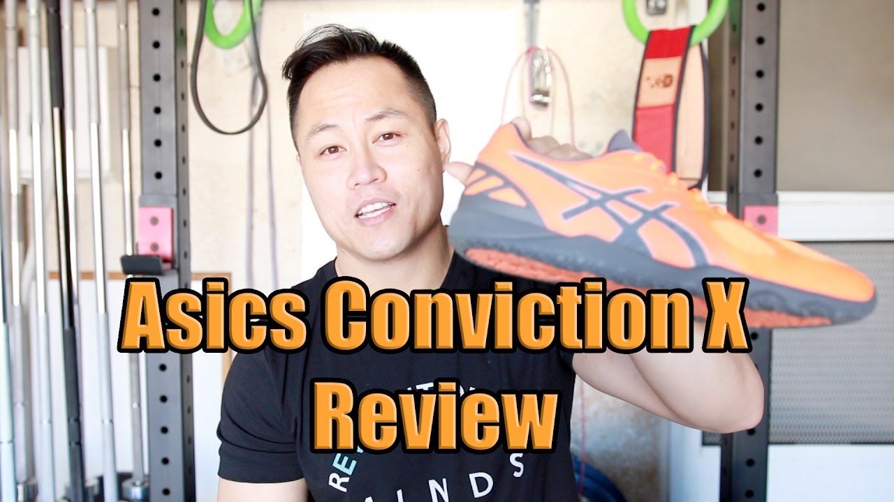 asics conviction x 2