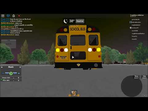 Roblox School Bus Simulator Youtube
