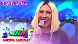 Vice Ganda answers Miss Universe 2019 Top 3 question | It's Showtime